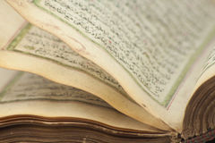 Holy Quran Royalty Free Stock Photography