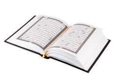 Holy Quran Book Royalty Free Stock Photos