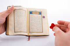 The Holy Quran Stock Photography
