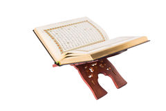 The Holy Quran Pages VI Royalty Free Stock Photos