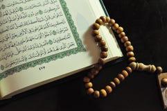 holy quran tasbih rosary beads blur background holy quran tasbih rosary beads 129999009