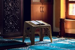 Holy quran Royalty Free Stock Image