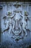 Holy Religious Christianity Symbol Angels Royalty Free Stock Image