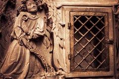 Holy Religious Christianity Symbol Angels Stock Photo