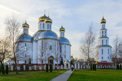 The Holy Resurrection Cathedral in Brest, Belarus Royalty Free Stock Photography
