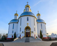 Holy Resurrection Cathedral, Brest, Belarus Stock Photography