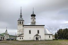 Holy Resurrection Church. Suzdal Stock Photography