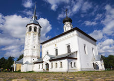Holy Resurrection Church. Suzdal, Golden Ring of Russia. Stock Photo