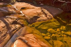 Holy Rock Pool Royalty Free Stock Photography