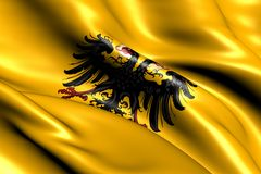 Holy Roman Empire Flag Stock Photos