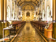 The Holy Rosary Church Stock Photography