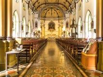The Holy Rosary Church Stock Photography