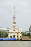 Holy Rosary Church, Bangkok Royalty Free Stock Image