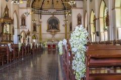 Holy Rosary Church Stock Image