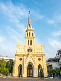 Holy Rosary church in Bangkok Stock Photo