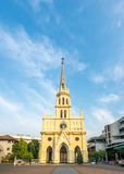 Holy Rosary church in Bangkok Stock Photos
