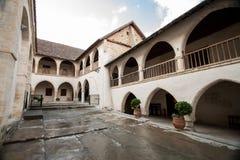Kykkos Monastery Stock Photo
