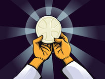 Holy Sacrament royalty free stock photo
