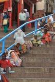 Holy Sadhu of India Stock Photography