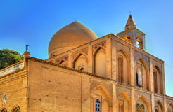 Holy Savior Cathedral (Vank Cathedral) in Isfahan Royalty Free Stock Photos