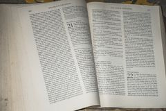 Holy Scripture Stock Images
