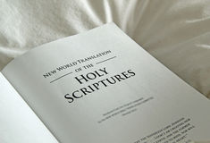 The Holy Scriptures Royalty Free Stock Photography