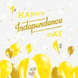 Holy See Vatican City State Independence Day. Stock Image