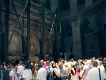 Holy Sepulcher Royalty Free Stock Images