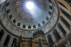 Holy sepulcher Royalty Free Stock Photography