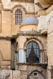 The Holy Sepulcher Church Stock Photography