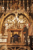 Holy sepulchral church Royalty Free Stock Images