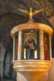 Holy sepulchral church Royalty Free Stock Photography