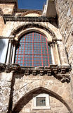 Holy Sepulchre church Royalty Free Stock Images