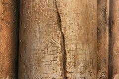 Holy Sepulchre Church columns Royalty Free Stock Photo