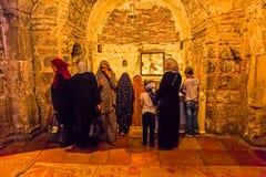 Holy Sepulchre Church Stock Photos