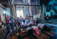 Holy Sepulchre Church Stock Photos