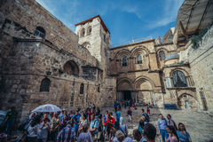 Holy Sepulchre Church Royalty Free Stock Image