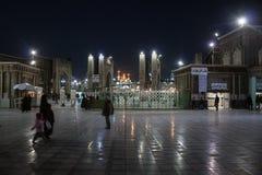 Holy Shrine of Imam Reza Royalty Free Stock Image