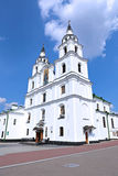 Holy Spirit Cathedral in Minsk Stock Image