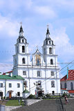Holy Spirit Cathedral in Minsk Royalty Free Stock Photo