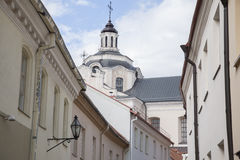 Holy Spirit Church, Vilnius Royalty Free Stock Photo