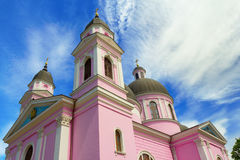 Free Holy Spirit Orthodox Cathedral Stock Photography - 95994492