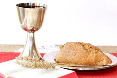 Holy supper Royalty Free Stock Images