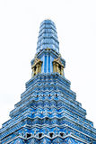 Holy of the temple Thai Stock Photos
