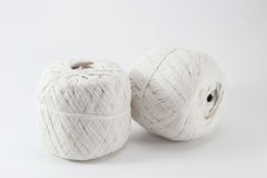 Holy thread on white background. stock photo