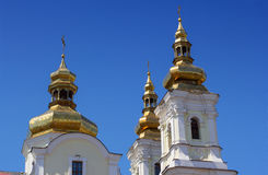 Holy Transfiguration Cathedral Royalty Free Stock Image