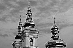 Holy Transfiguration Cathedral in Vinnytsia, Ukraine Stock Images