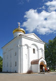 The Holy Transfiguration Church Stock Photo