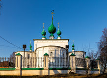 Holy Transfiguration Church. Kineshma. Russia Royalty Free Stock Images