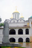 Holy Transfiguration church in Yaroslavl, Russia. UNESCO Heritage. stock photography
